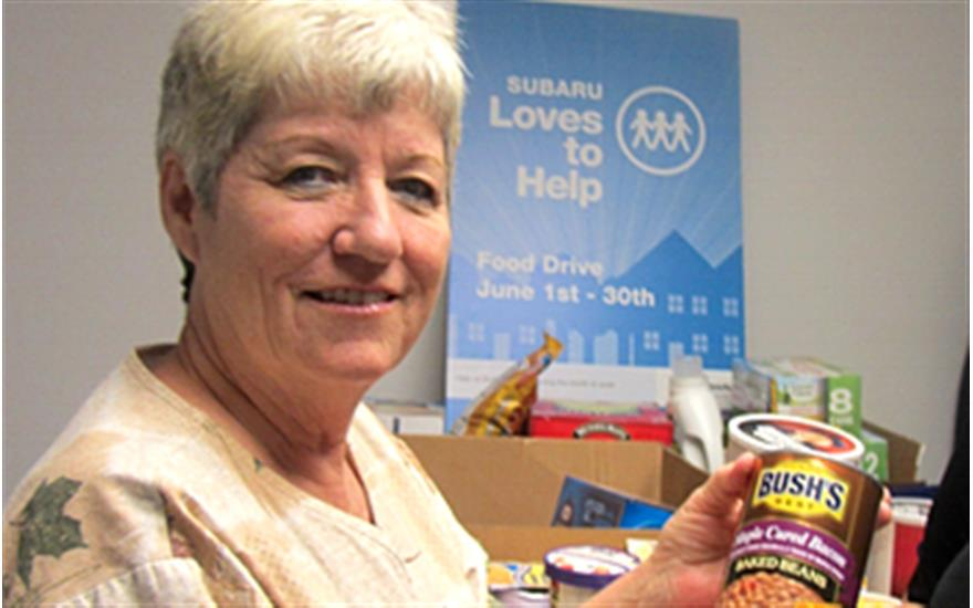Food Drive to Benefit Low Income Seniors