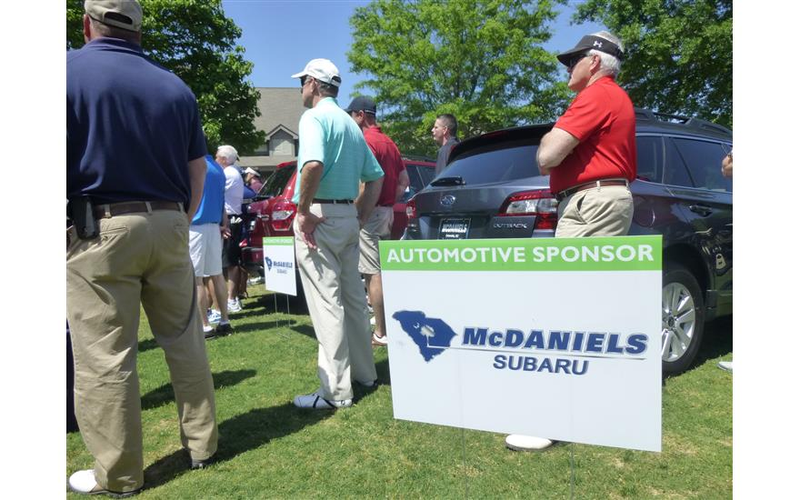 McDaniels Golf Classic and Auction