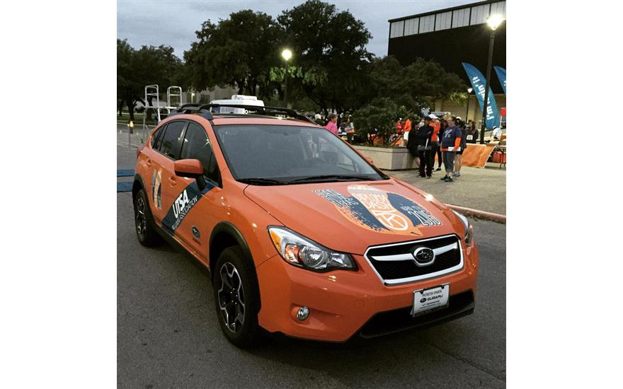 Subaru Loves Education: UTSA's 5K