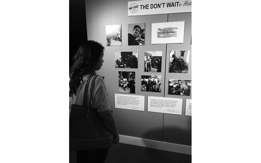The DON'T WAIT History Project