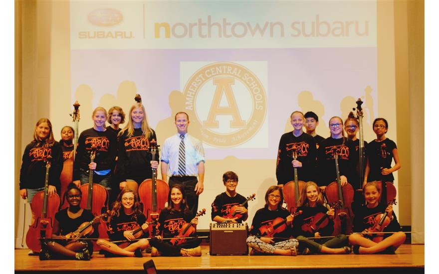 Northtown Subarus generosity is electric!