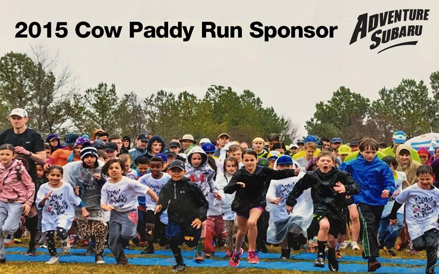 Another Great Cow Paddy Run!