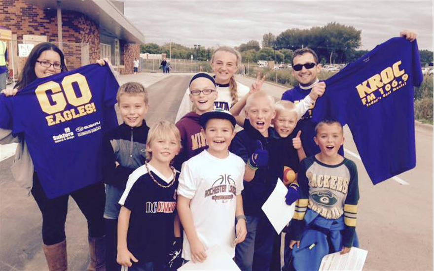Football Friday Tailgate Party!