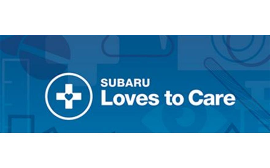 Subaru Loves to Care Event - 10/9 to 10/12