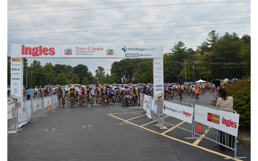 Hunter Subaru helps cyclists keep rolling!