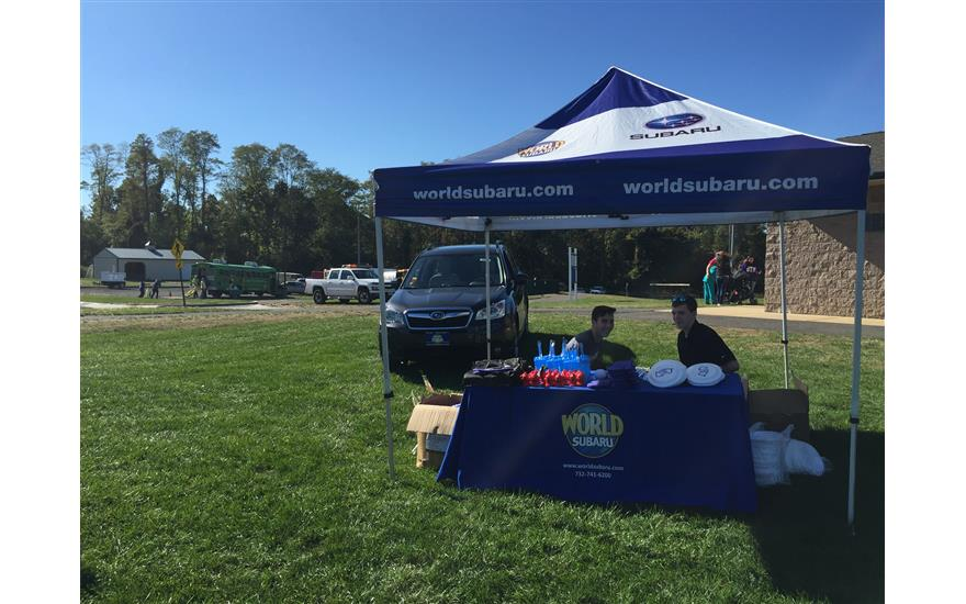 World Subaru at Tinton Falls Community Day 2015