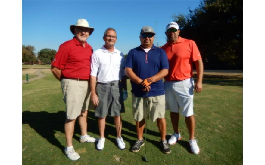 Amigos En Azul 2015 Golf Tournament