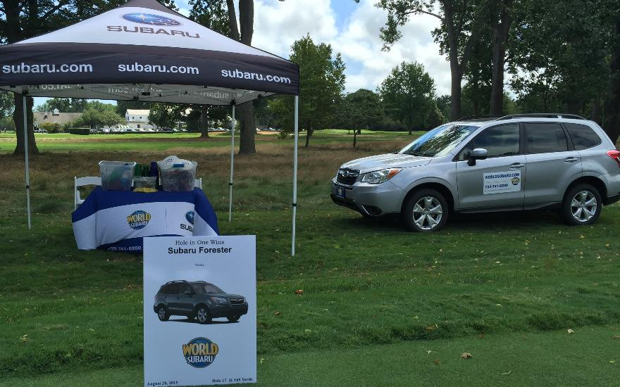 World Subaru sponsors RFH Touchdown Club.