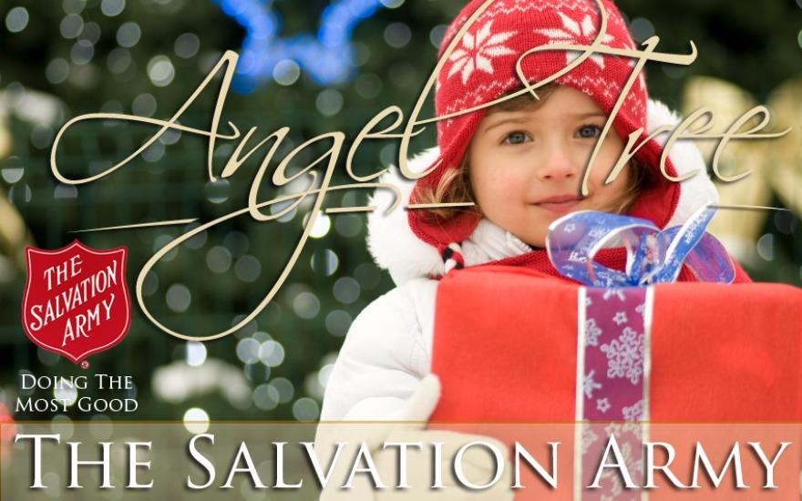 24 Angels Were Remembered This Christmas!
