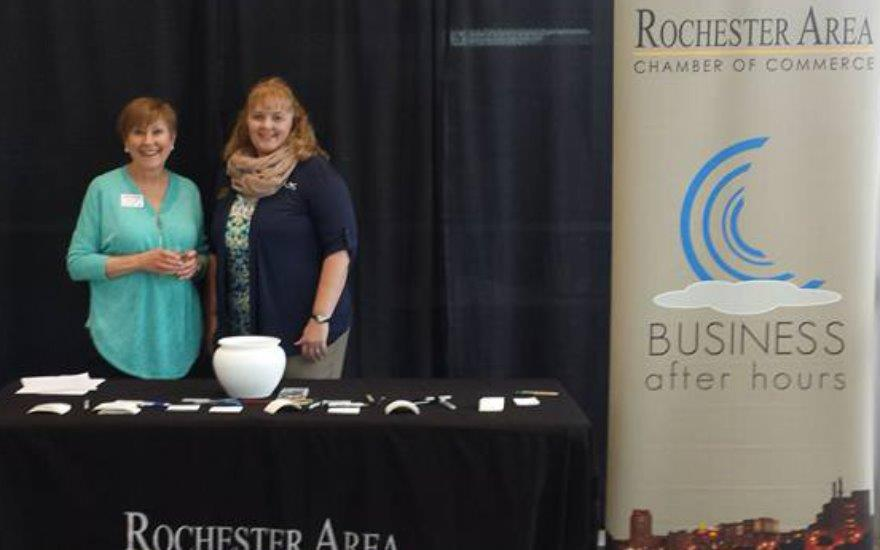 Big Turnout for Business After Hours