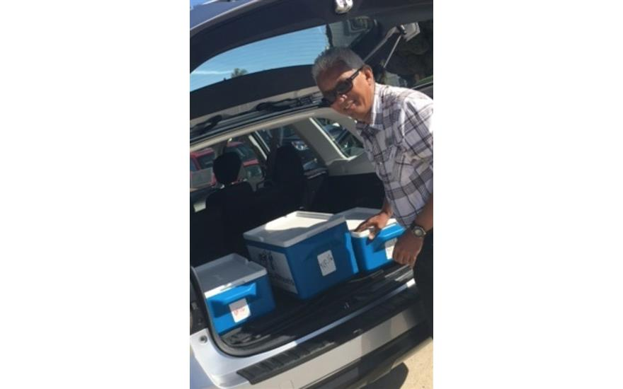 Frank Subaru Adopts a Meals On Wheels Route