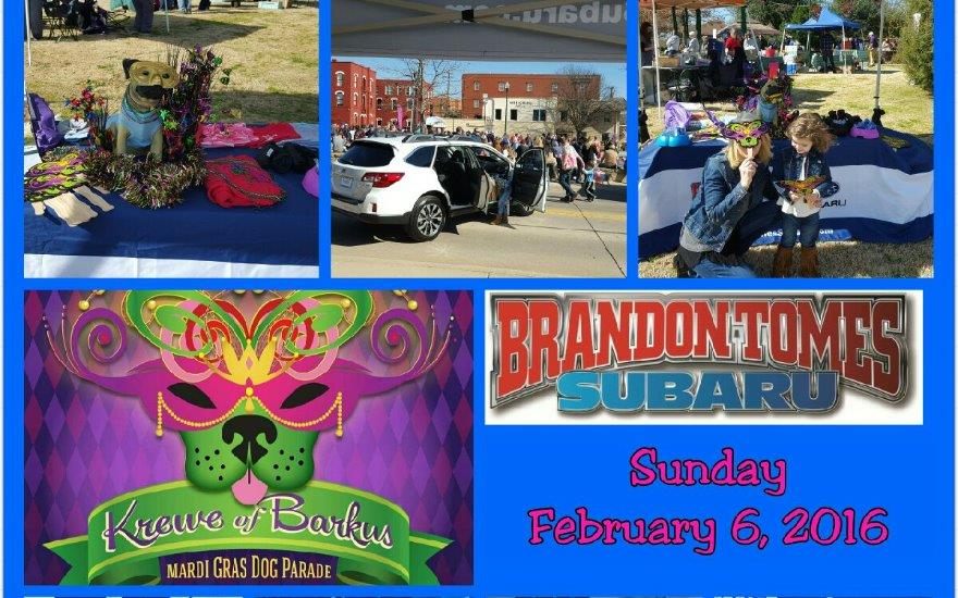 Annual Krewe of Barkus