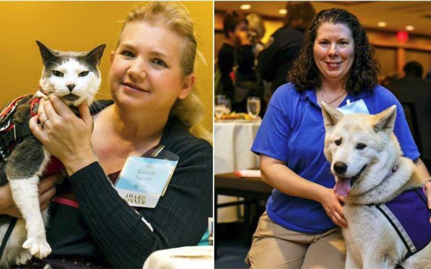 OHS Diamond Collar Awards -Heroic Pets and People