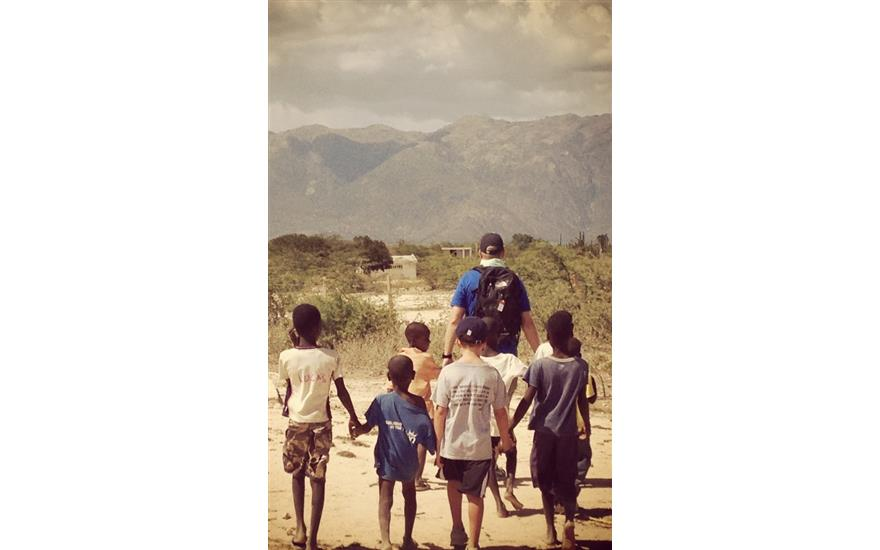 Food, Education, and Love - Balan, Haiti