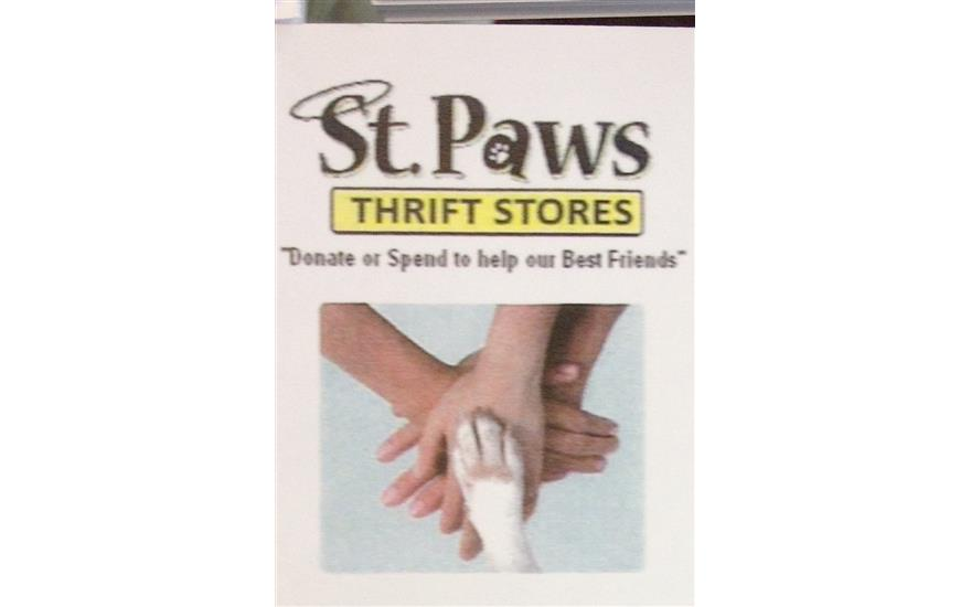 St.Paws Thrift Store