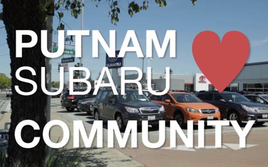 Putnam Subaru Community Appreciation