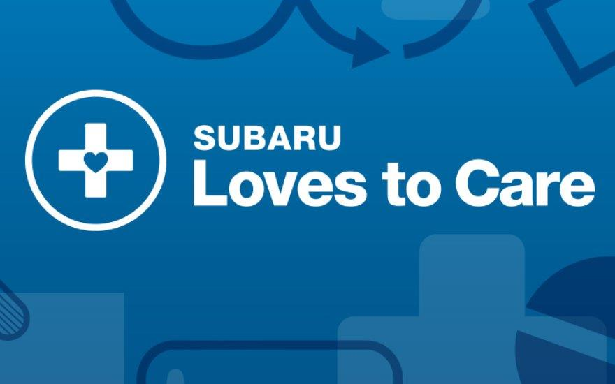 Subaru Loves To Care- LLS Event