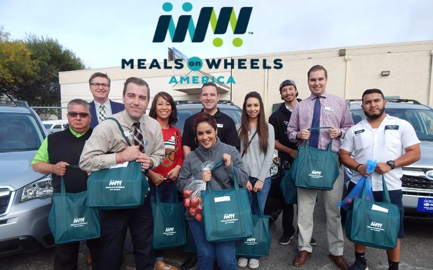 Share the Love: Meals on Wheels San Antonio