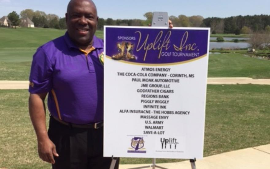 Omega Psi Phi/Uplift, Inc. Golf Tournament