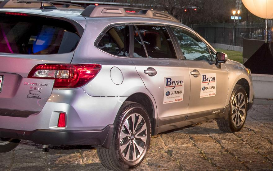 Bryan Subaru - Sugarplum Ball 2016 Sponsor