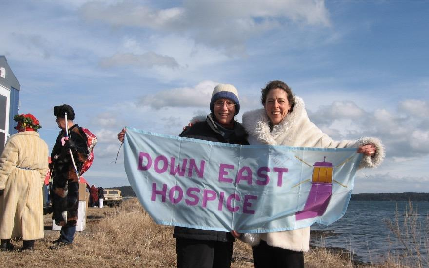 Thank you from Down East Hospice Volunteers