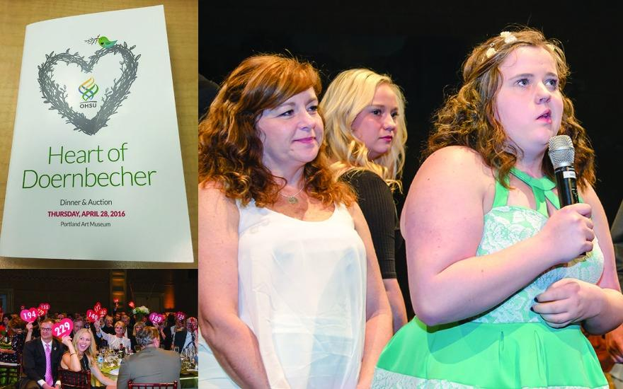 18th Annual Heart of Doernbecher Fundraiser