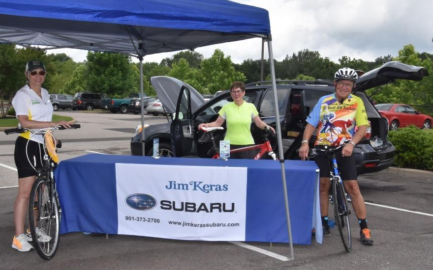 Jim Keras Subaru Supports the Wolf