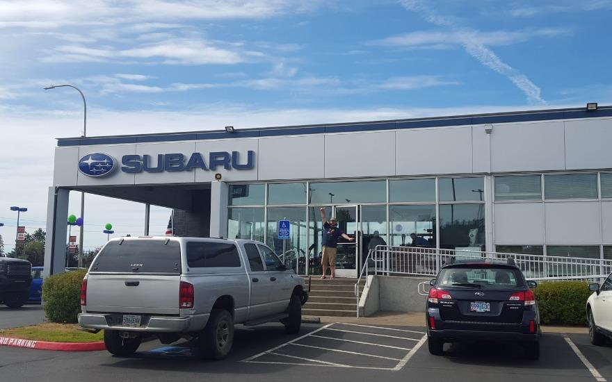 Gresham Subaru for LLS