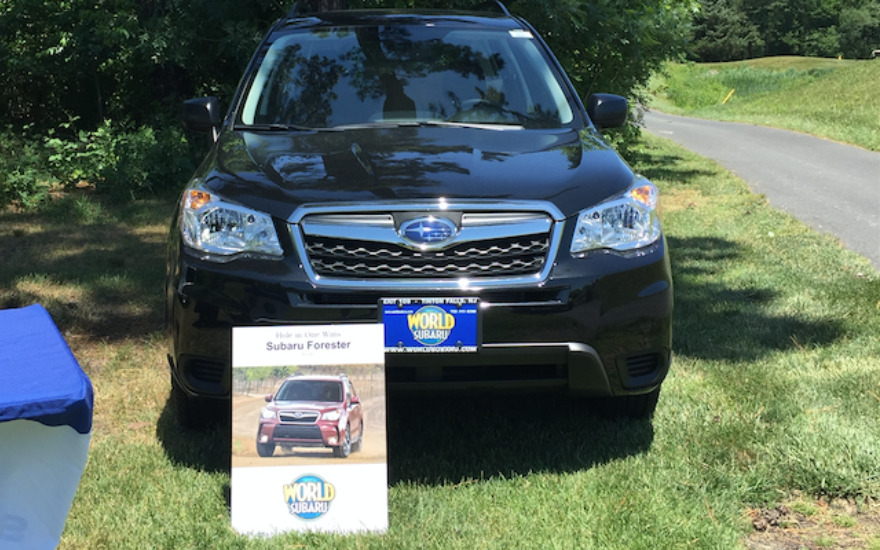 World Subaru Supports Eatontown Lions Club