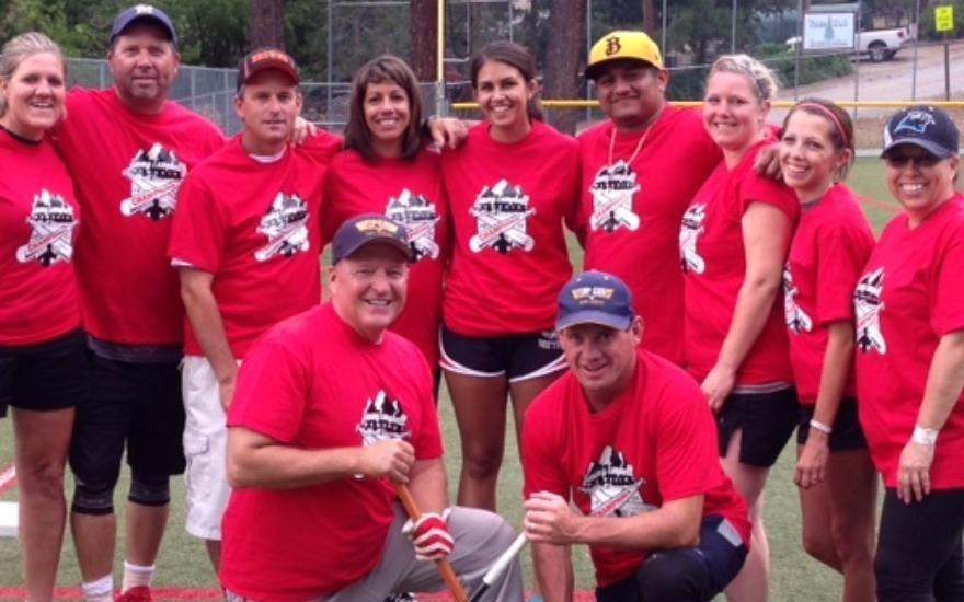 Jimmy Campbell Memorial Softball Tournament