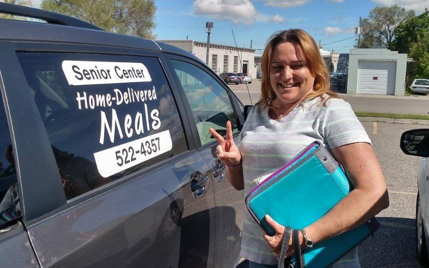 Helping Idaho Falls' Meals on Wheels Association