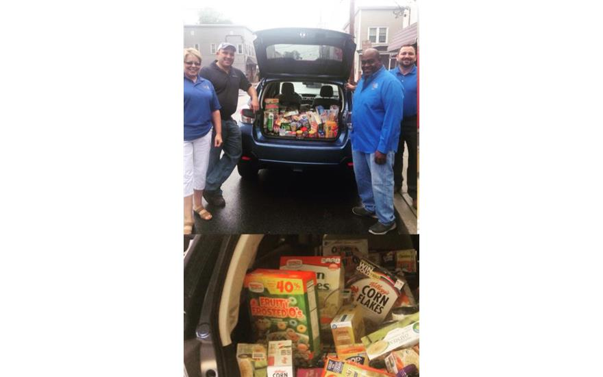 North Country Subaru loves to feed!