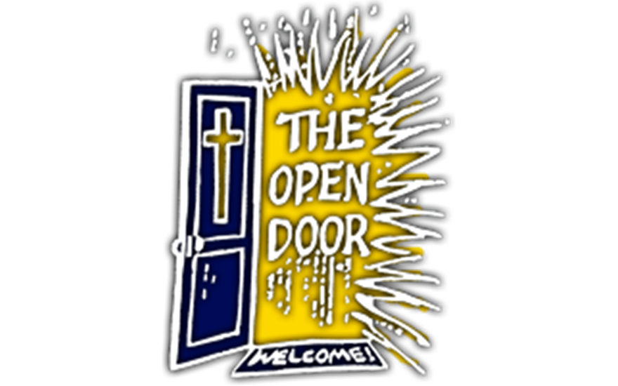 The Open Door Mission Food Pantry