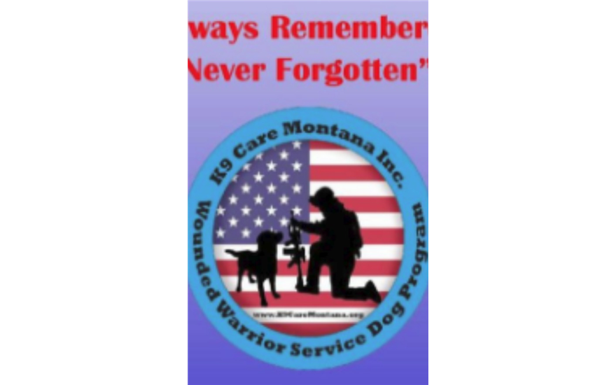 K9 Care Wounded Warriors