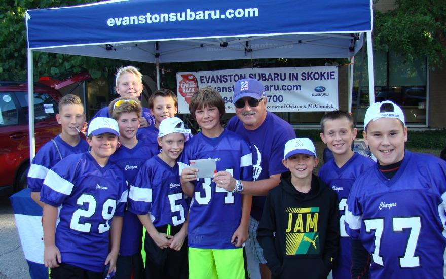 Evanston Subaru Supports Northwestern University