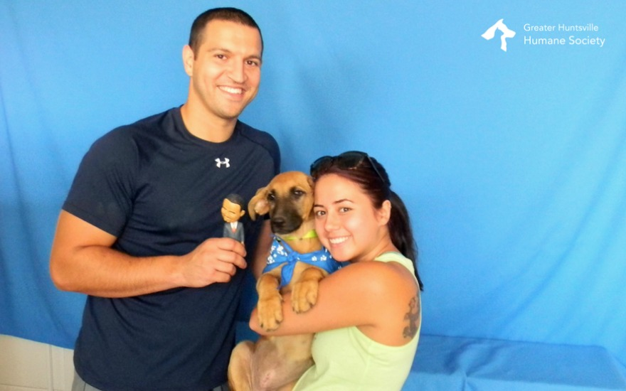 40 Dogs Adopted with $1000 Donation