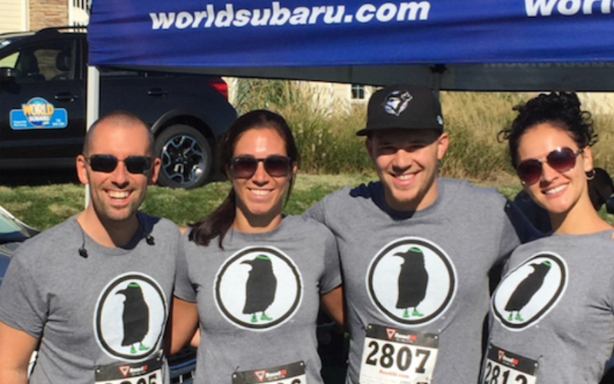 World Subaru sponsors the 3rd Annual Rook Run