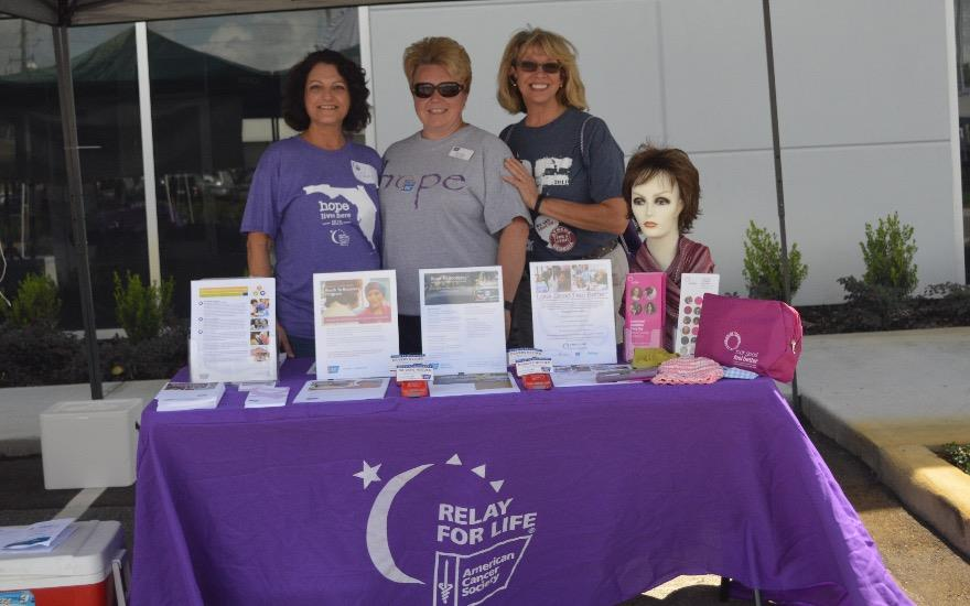 Relay for Life Kick-Off Event