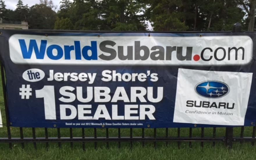 World Subaru - Sponsor of Monmouth U. Athletics