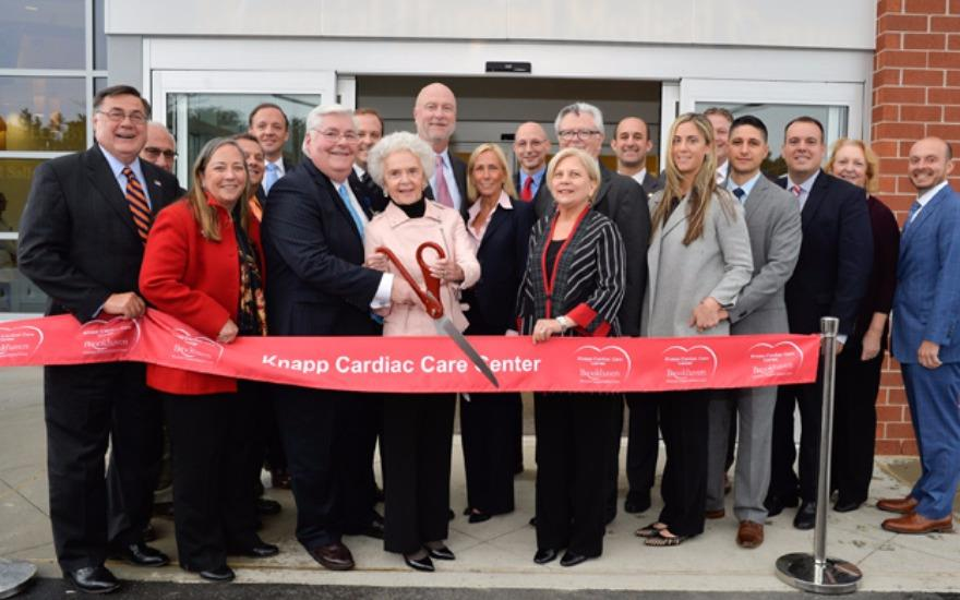 Brookhaven Hospital cardiac care center opening