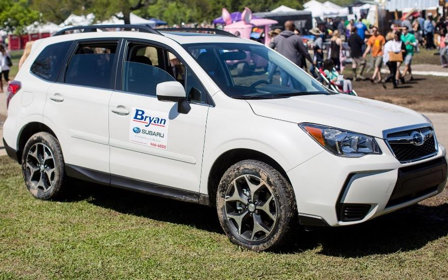 Hogs for the Cause & Subaru team up!