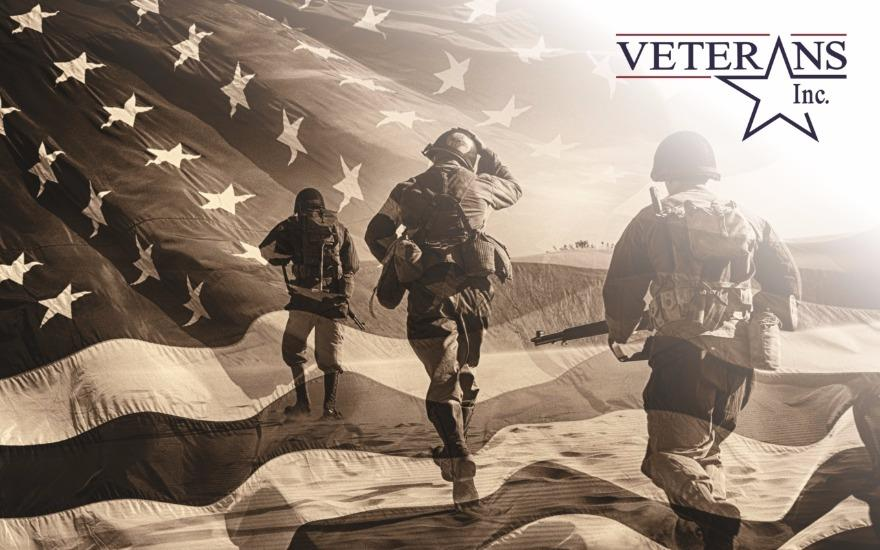 Veterans Inc. Says Thanks!