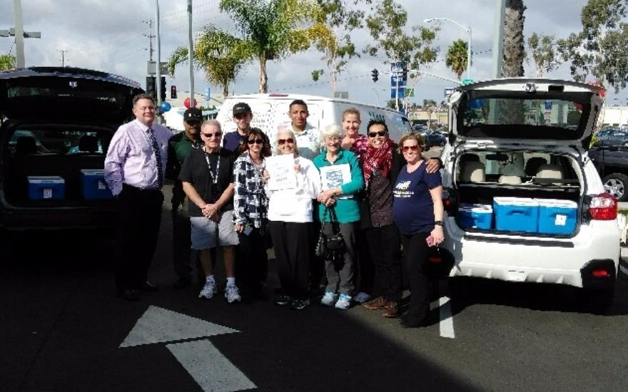 6th Annual Meals on Wheels Food Truck Event!