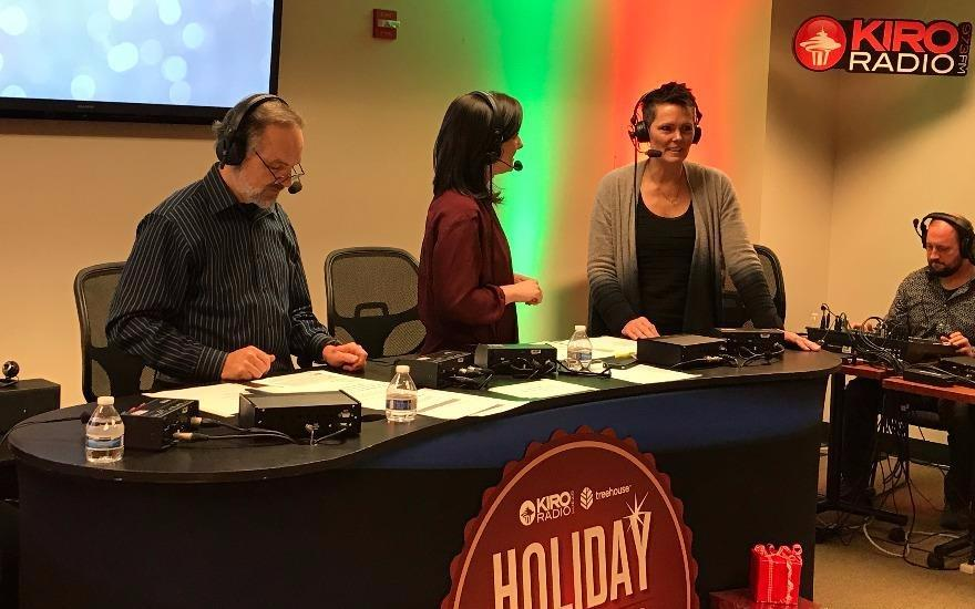 Supporting Foster Kids With KIRO's HOLIDAY MAGIC