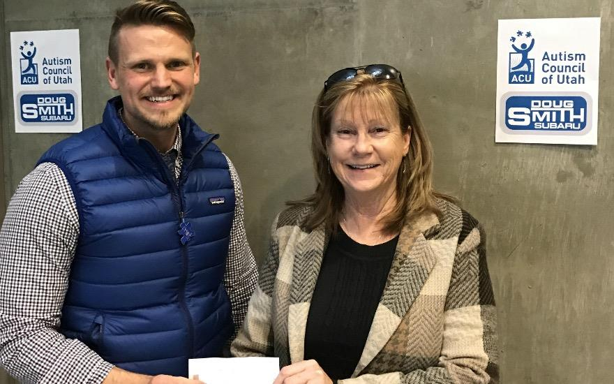 Autism Council of Utah Donation