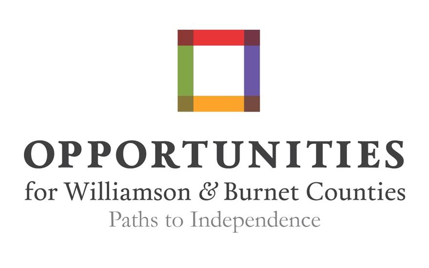Opportunities for Williamson and Burnet Counties