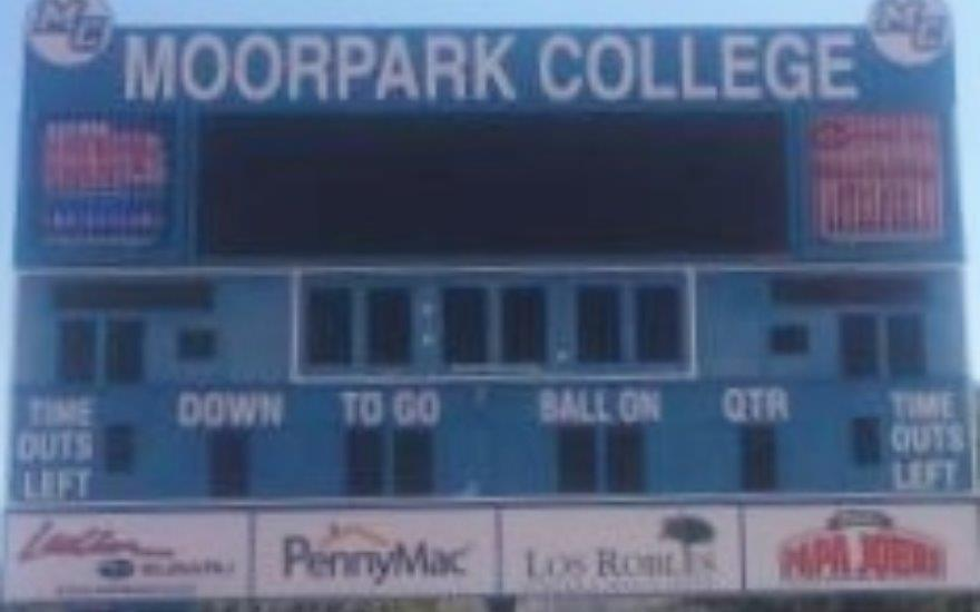 LADIN SUBARU SUPPORTS MOORPARK COLLEGE RAIDERS