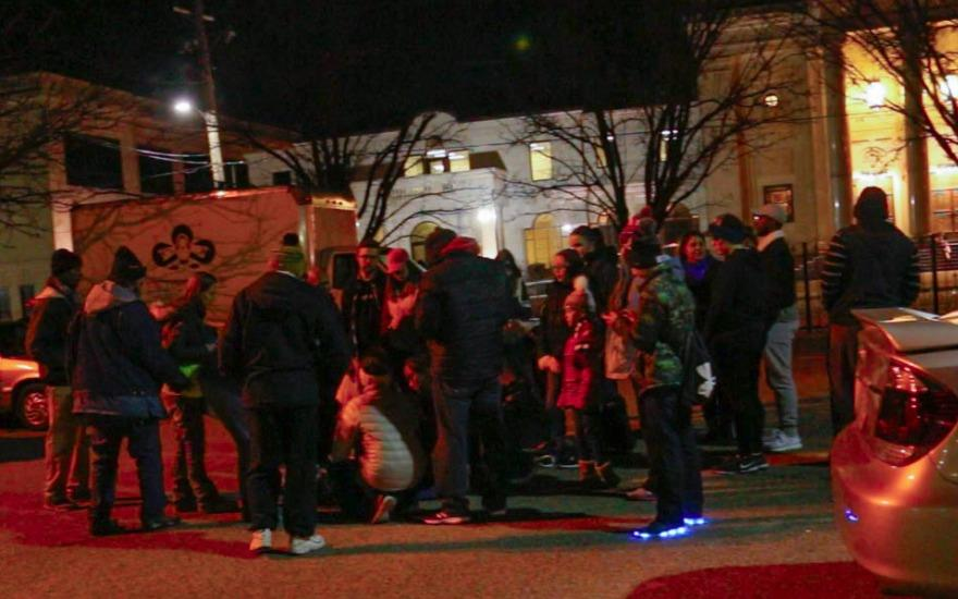 Night Under the Stars: Helping the Homeless