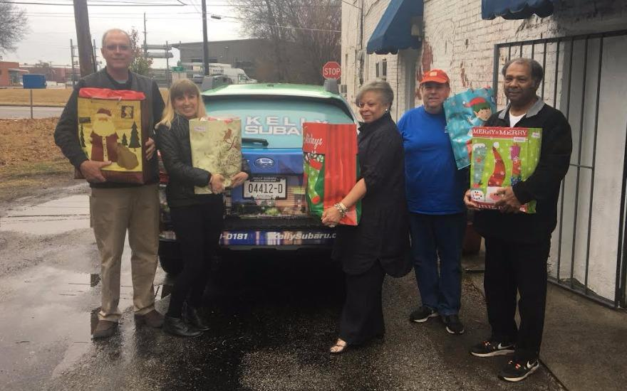 Kelly Subaru Supports Meals on Wheels