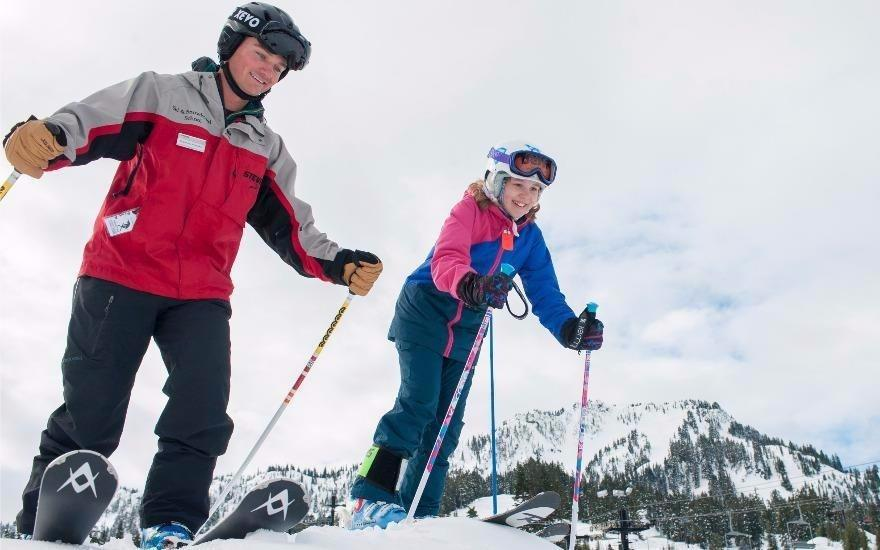 5th Graders ski & ride FREE at Stevens Pass